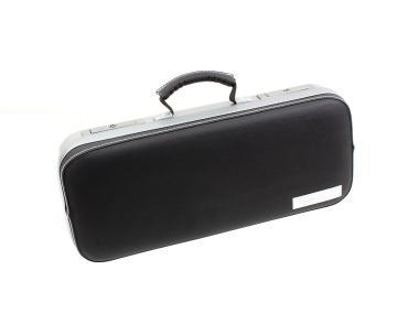 [bam] Koffer für Oboe, L'Etoile, Alu+ schwarzes Leder