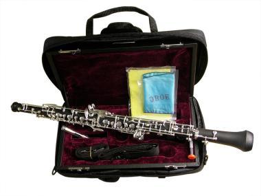 Oboe, Halbautomatik, Kunststoffkorpus, Schülermodell
