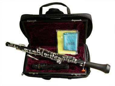 Oboe, Halbautomatik, Kunststoffkorpus, Einsteigermodell