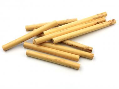 [Glotin] Rohrholz in Stangen: Ø10.0-10.5 mm, 100 g