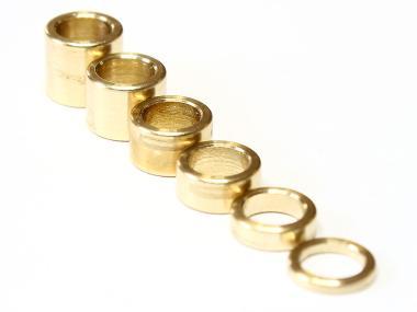 Stimmring für Oboe: Set von 6 Ringen (1-6 mm)