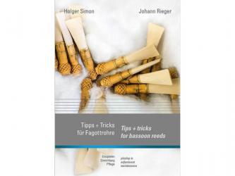 Tipps + Tricks for Bassoon Reeds (german+english) eb085301416