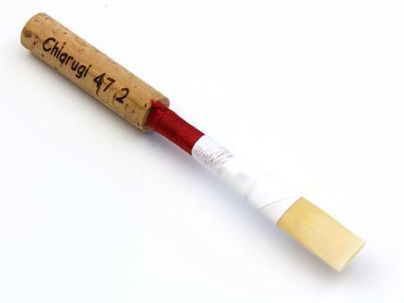 [Kreedo] Oboenrohr: Chiarugi Typ2er Hülse, 72 mm, mittel