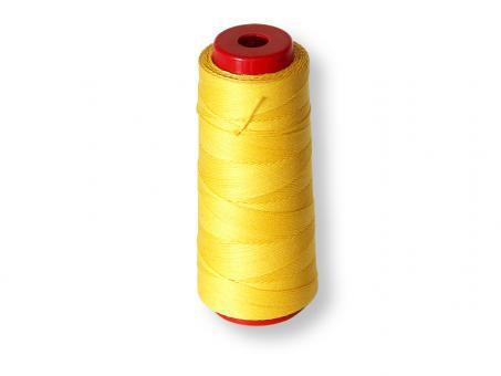 Wickelgarn für Fagott: gelb, 50 g