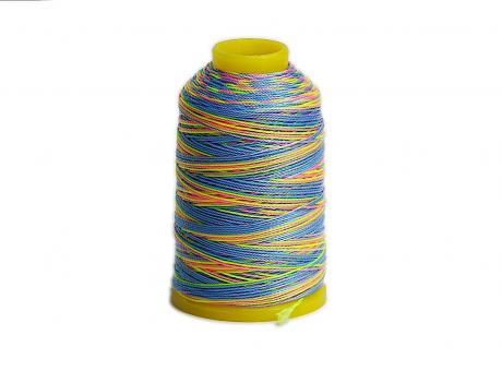 oboe reed thread: neon-multicolored, 250 m