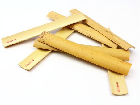 Fagotthölzer: innengehobelt, hohe Dichte, Länge 118 mm