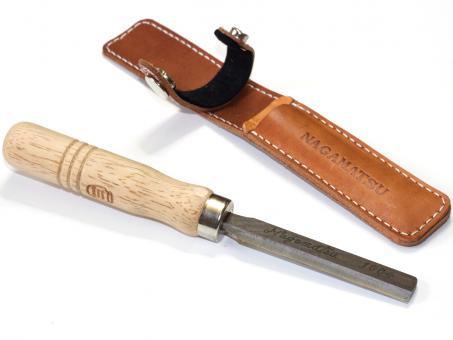 [Nagamatsu] Schabemesser: 1-Seiten-Planschliff, Linkshänder