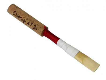 [Kreedo] Oboenrohr: Chiarugi Typ2+er Hülse, 72 mm, mittel