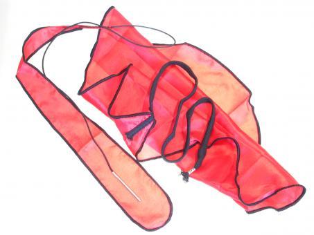 Oboe pull-through swab, 2 pcs., silk