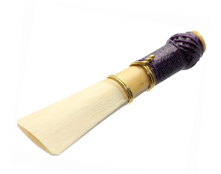 [Kreedo] bassoon reed: Rieger2 (026), medium hard