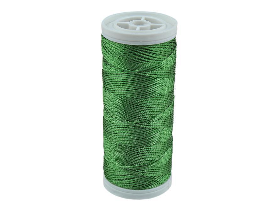 oboe reed thread: green