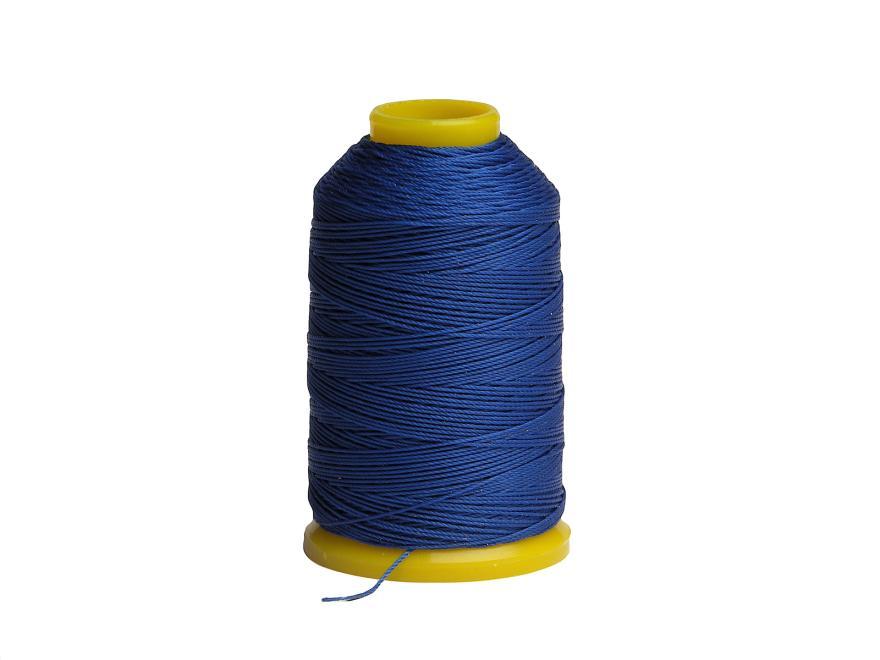 oboe reed thread: blue