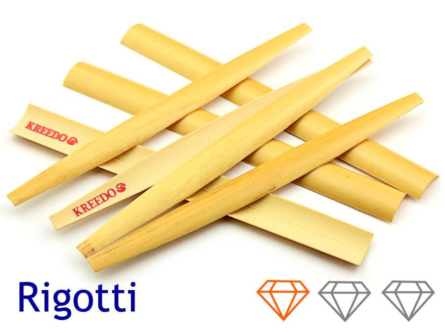 Hölzer oder Fassons für Englischhorn: Rigotti, weich