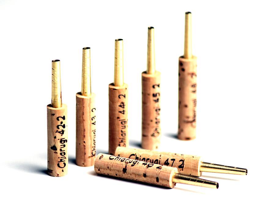 Hülse für Oboe: Chiarugi Typ2