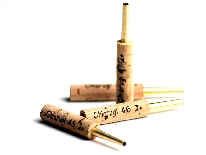 Oboe staple: Chiarugi n.2+