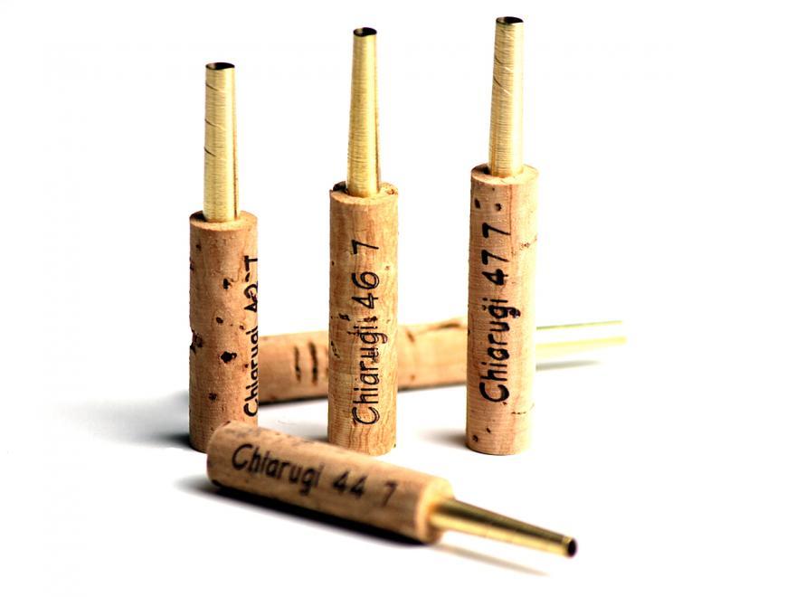 Oboe staple: Chiarugi n.7