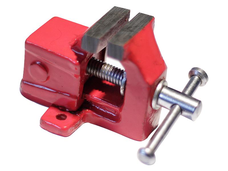 Mini-Schraubstock