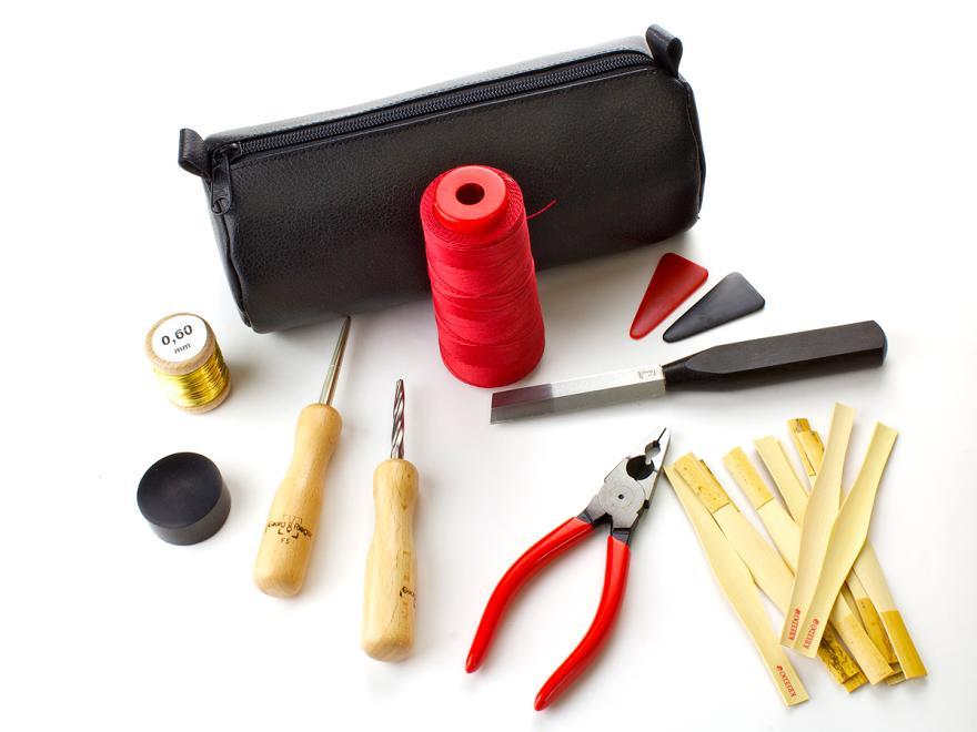 reedmaking kit: bassoon [Rieger]