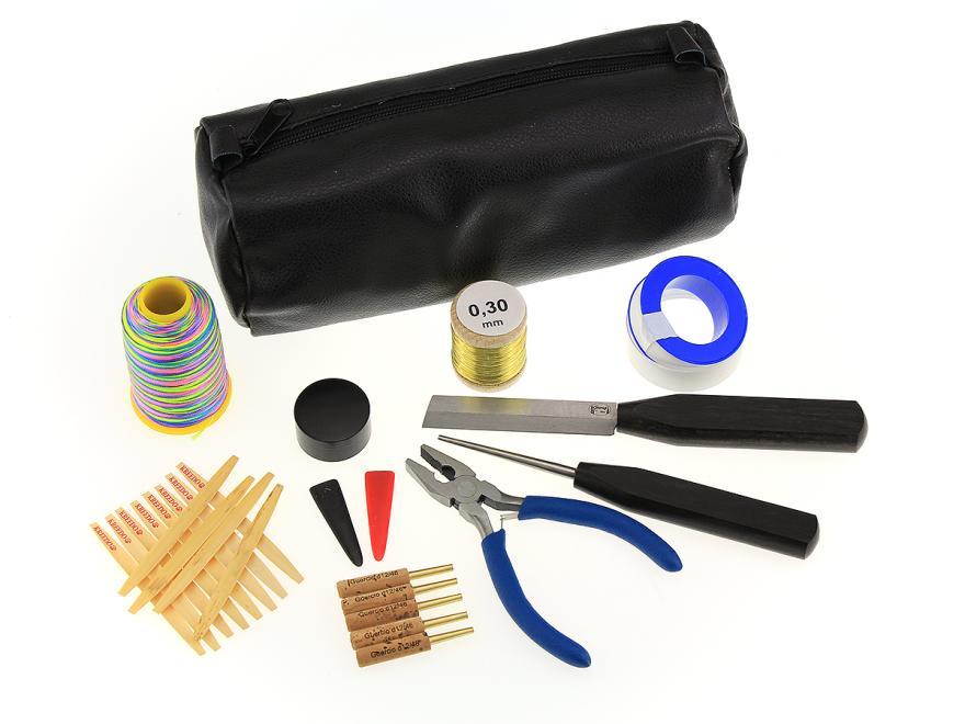 reedmaking kit for oboe [Guercio]
