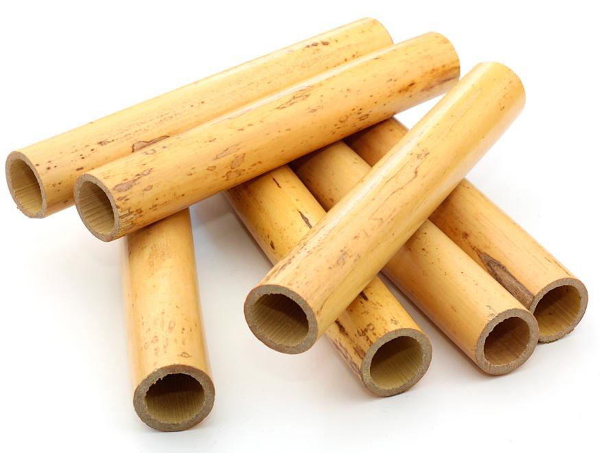 [Glotin] Rohrholz in Stangen: Ø 24-25 mm, 1 kg
