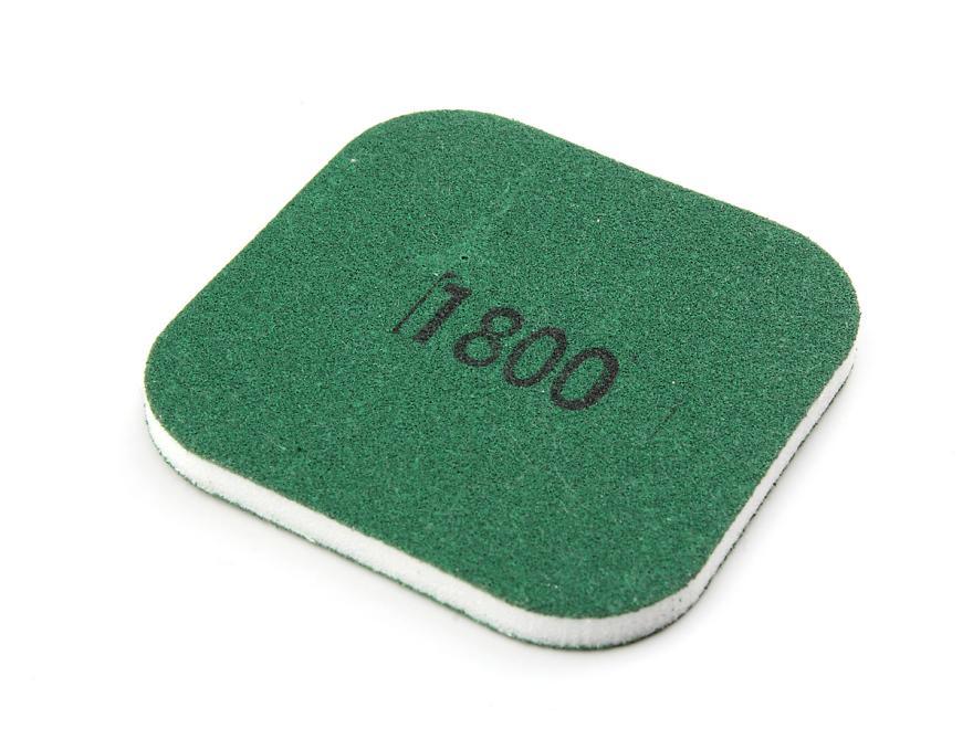 Schleifpapier-Pad: Körnung 1800