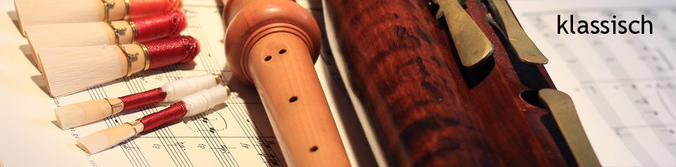 Reed Making for Classical Oboe & Classical Bassoon